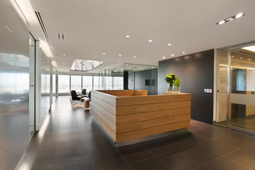 Office Refurbishment for Ferrier Hodgson