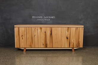 Recycled Messmate Sideboard