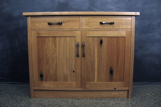 Recycled French Oak Timber Sideboard