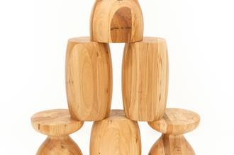 The Hollis Stools