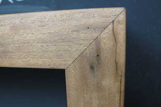 Recycled Mitred Blackbutt Hall Table Christian Cole
