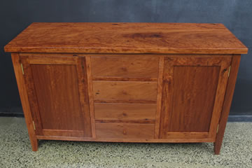 Red Gum Timber Sideboard